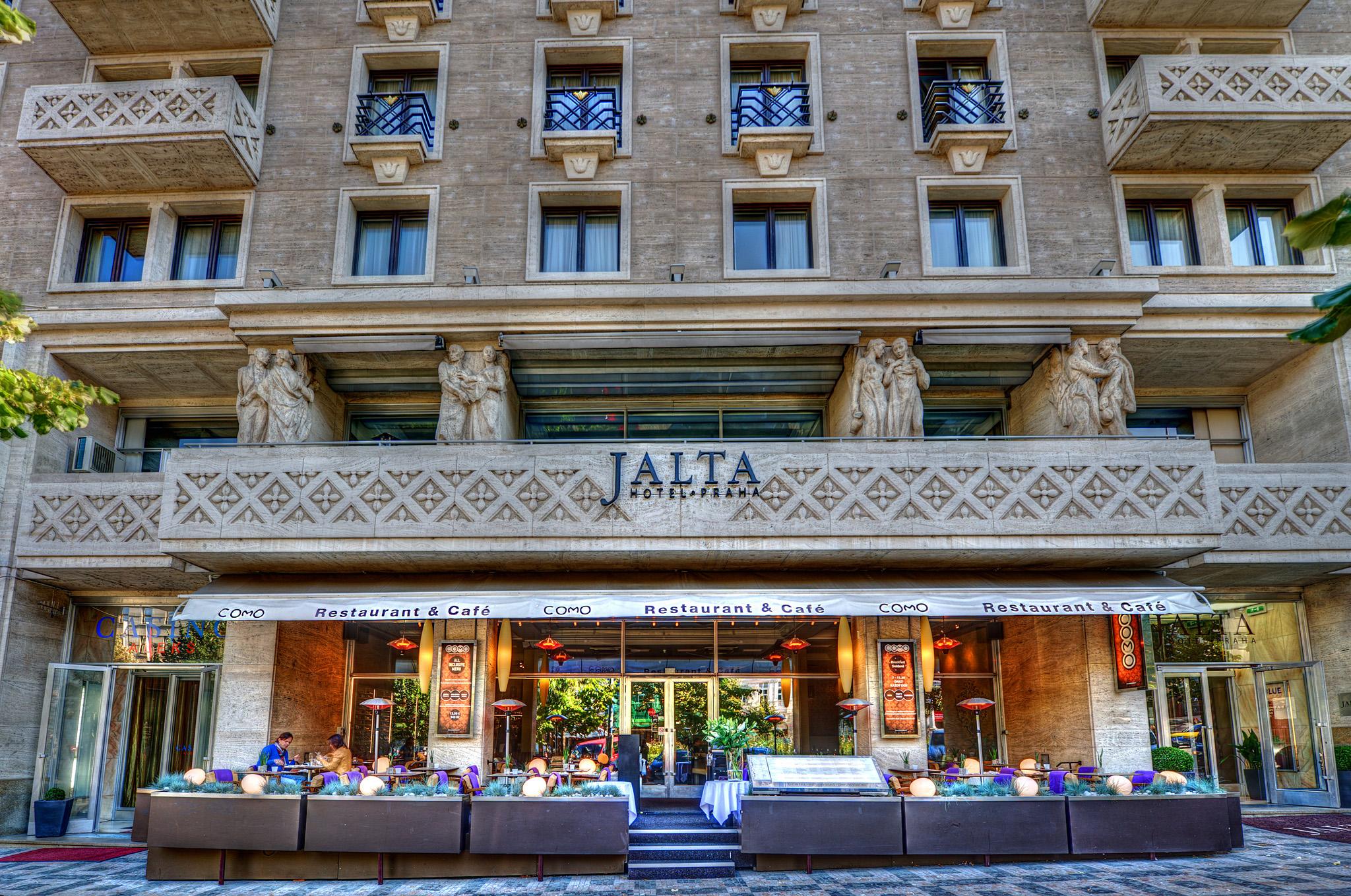 Boutique Hotel Jalta Prag