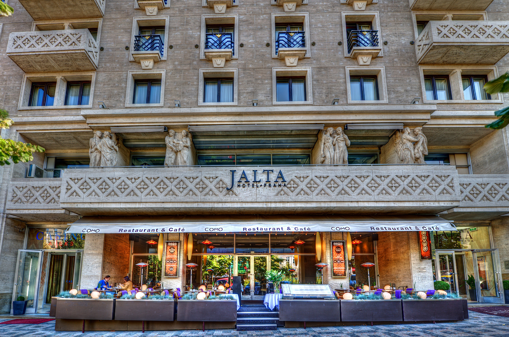 Boutique Hotel Jalta Prague Welcome To Official Website