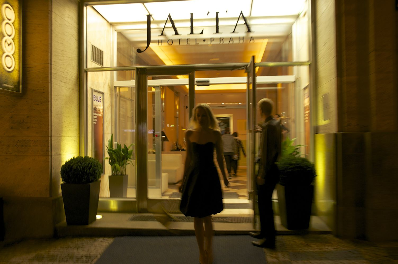 Boutique Hotel Jalta A S Prague 1 Photo Gallery